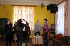 Natáčení TV Noe ve škole 11. 2. 2020
