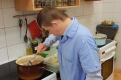 Praktická zkouška - Příprava pokrmů - Praktická škola 18. 6. 2020